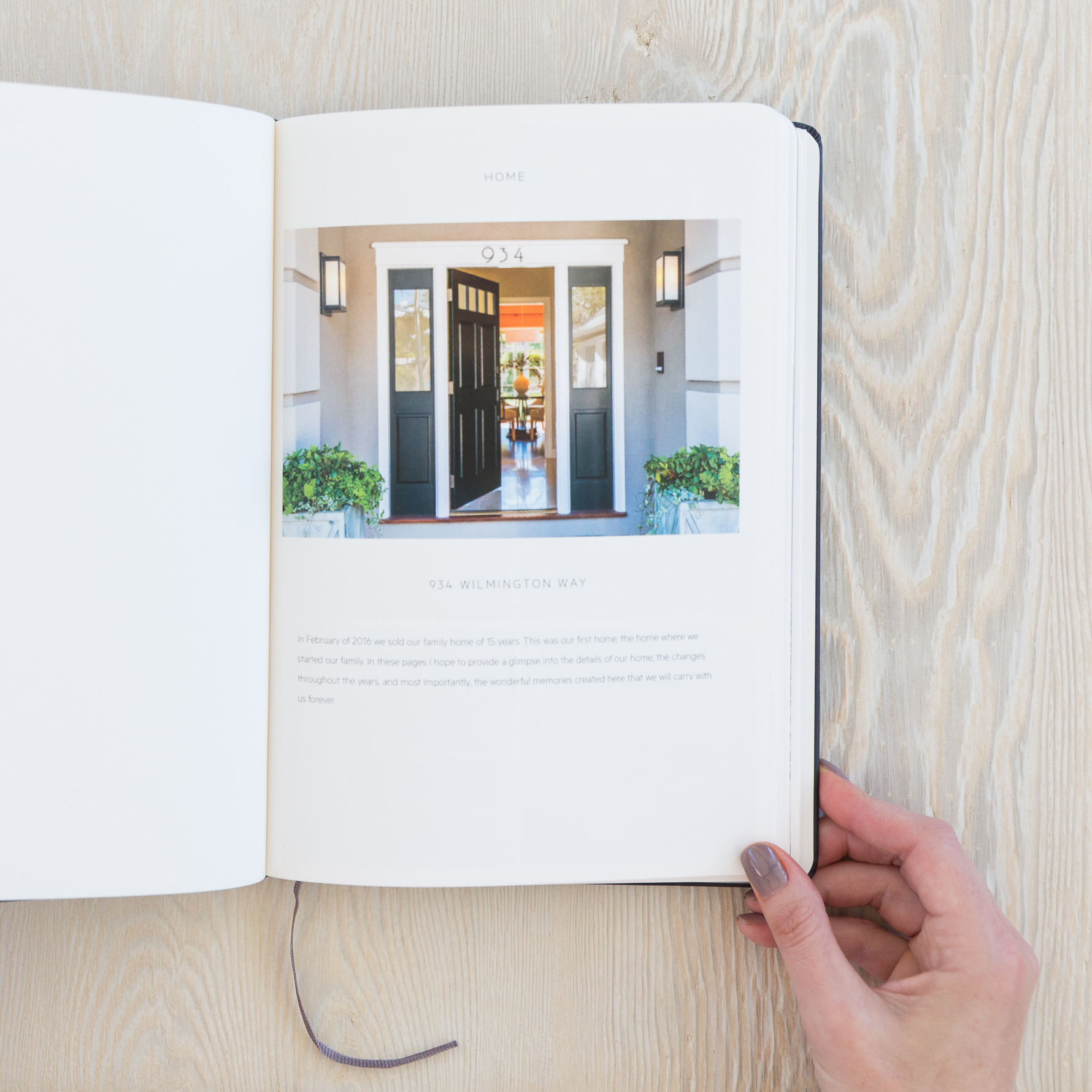 Home Sweet Home | A Photo Book Love Letter to a Family Home of 15 years | suzanneobrienstudio.com