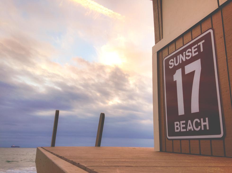 sunset beach | suzanneobrienstudio.com