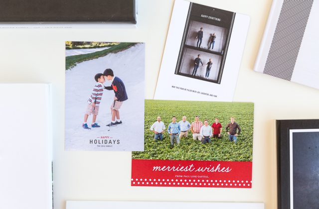 Ghosts of Christmas Cards Past