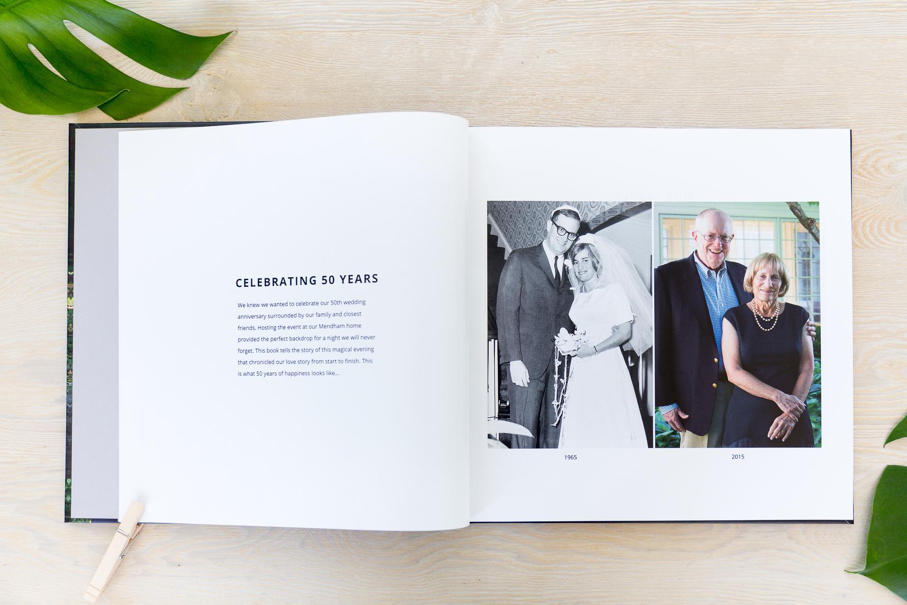 50th Wedding Anniversary Suzanne Obrien Studio