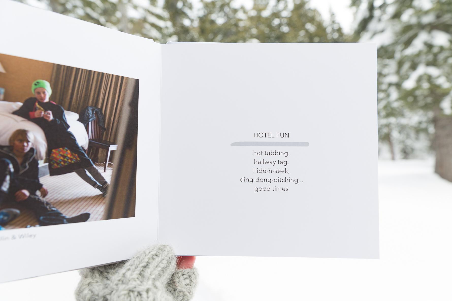 small photo book, big impact | suzanneobrienstudio.com